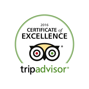 Barcelona Photography Tours receives the TripAdvisor 2016 certificate of excellence award.