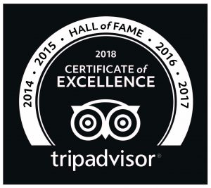 Barcelona Photography Tours receives the 2018 TripAdvisor certificate of excellence award