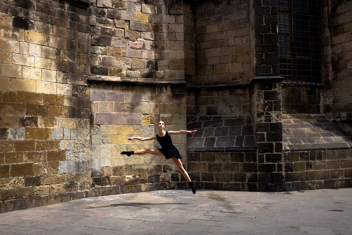Barcelona morning photography tours run by a professional photographer.